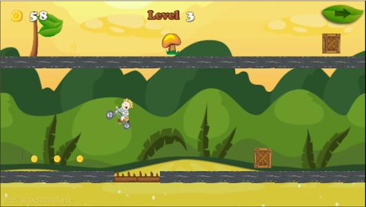 subway boy racer adventure screenshot 5