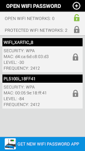 OPEN FREE WIFI PASSWORD 28.0 MOD for Android 2