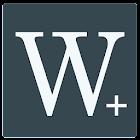 Writer Plus (Write On the Go) icon