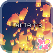 icon & wallpaper-Lanterns-