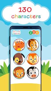 Smart Babies - Alphabet & Zoo for PC-Windows 7,8,10 and Mac apk screenshot 4