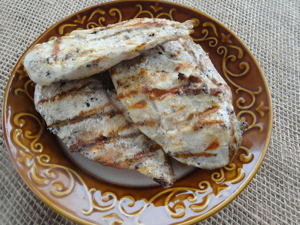Grilled Florida-style Chicken Recipe