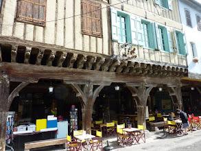 Photo: La maison des consuls de Mirepoix