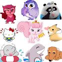 Cute Animals  Whatsapp StickerPack-WAStickerApps icon