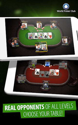 Poker Games: World Poker Club screenshot 15