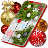 Christmas Wallpapers 🎅 Xmas Tree Live Wallpaper APK download