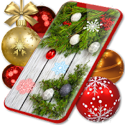 Christmas Wallpapers ?? Xmas Tree Live Wallpaper