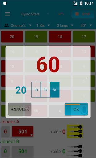 Télécharger Fléchettes - Scorecard mod apk screenshots 3