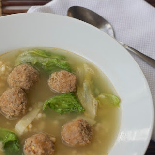 Quick and Easy Italian Wedding Soup