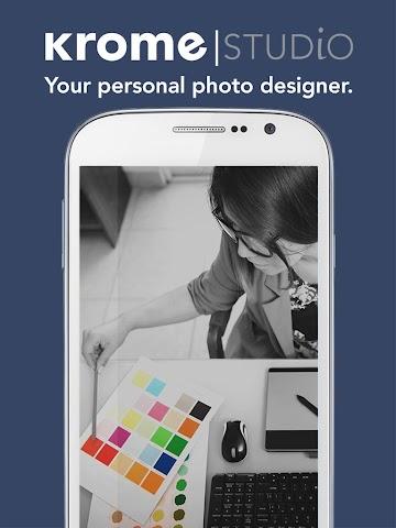 android Krome Studio Screenshot 4