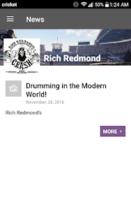 Rich Redmond- screenshot thumbnail