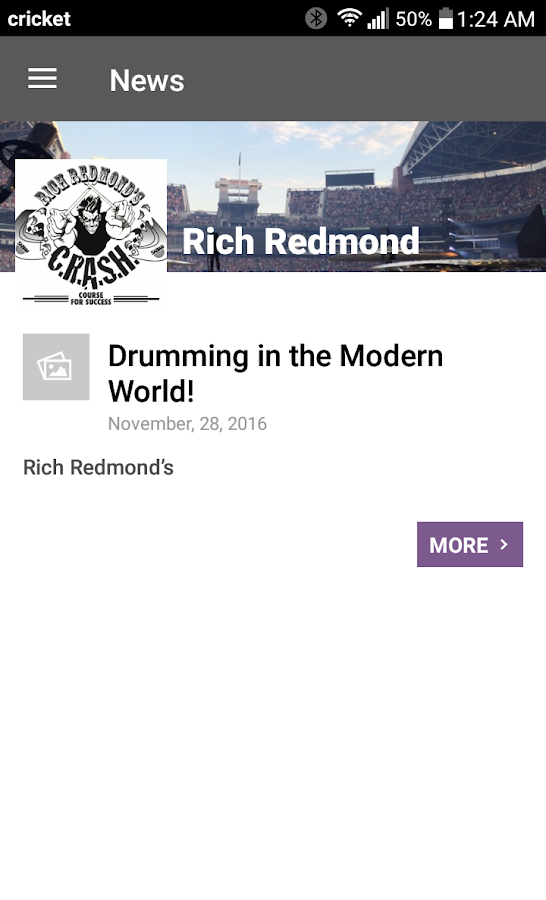 Rich Redmond- screenshot