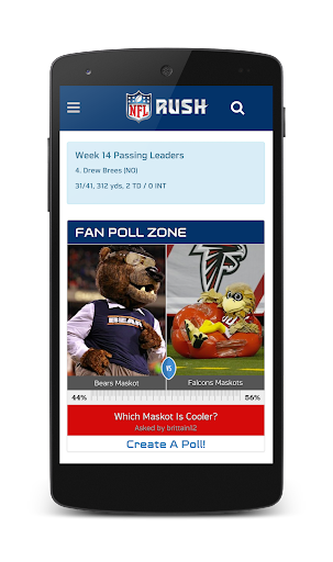 NFL RUSH Apk Download Free for PC, smart TV