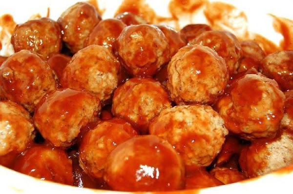 Sandwich Shop Famous Meatballs Recipe