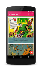 Material Comic Viewer Pro v4.1