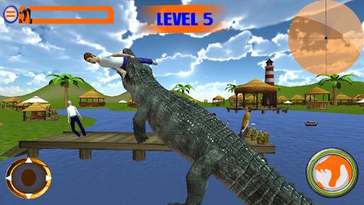 Crocodile Revenge Simulator 3D