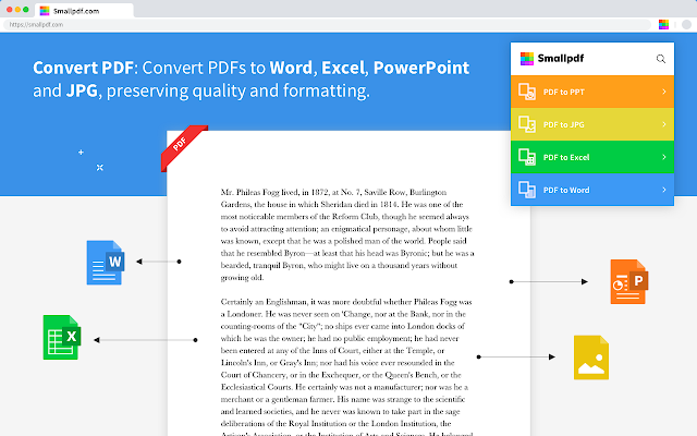 Smallpdf - Edit, Compress and Convert PDFs