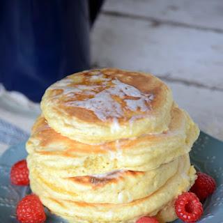Fluffy Pancake Mix.