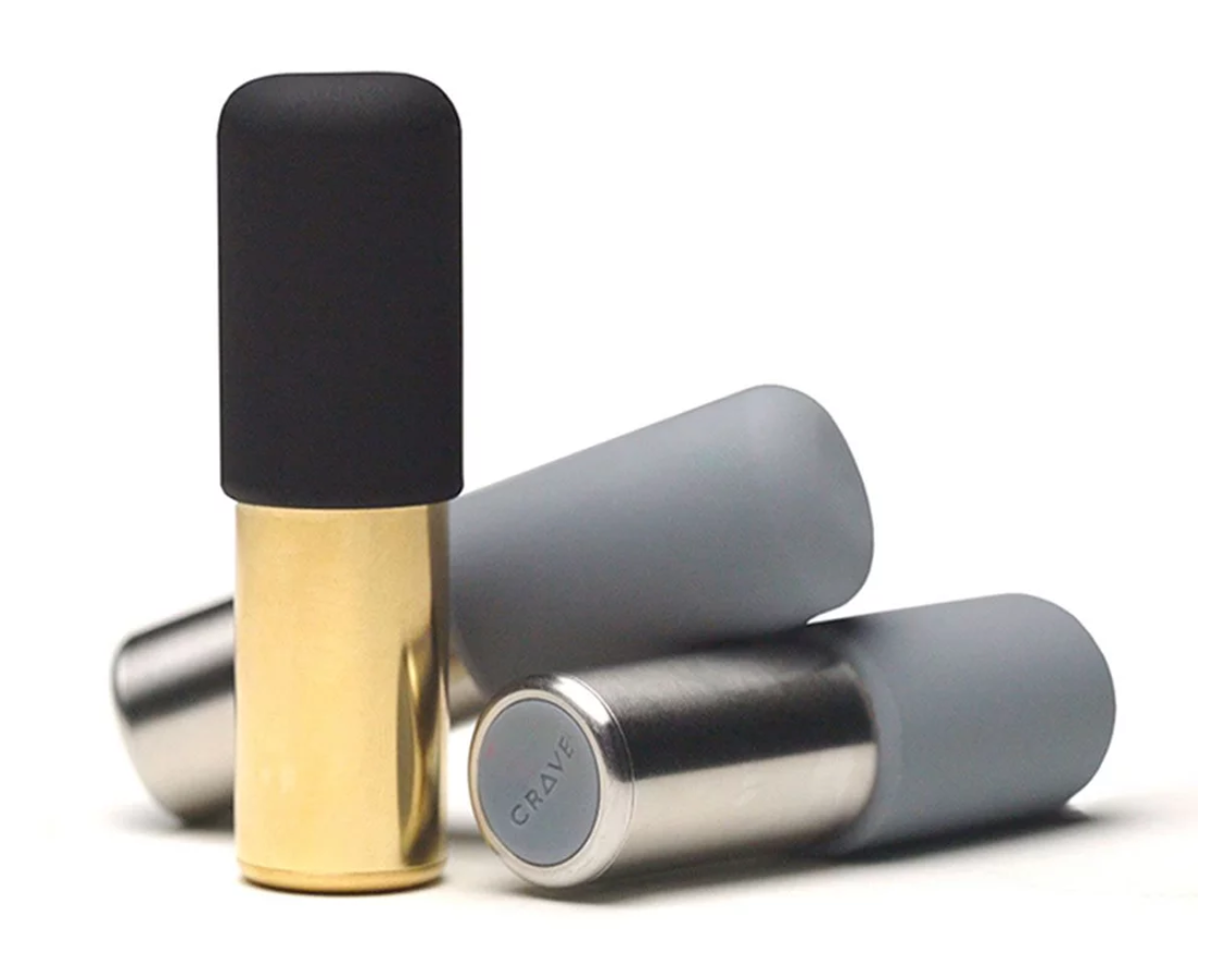 Crave's Bullet is a must-have for any overnight sex bag.