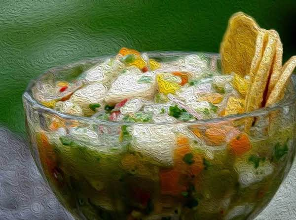 Ceviche De Corvina Recipe