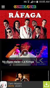 CumbiaTube -  Cumbia screenshot 2