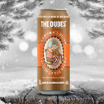 The Dudes' Grandma's Pecan English Style Ale