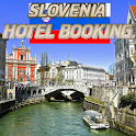 Slovenia Hotel Booking icon