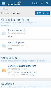 unduh Learner Forum - Talk & Chat apk versi terbaru app