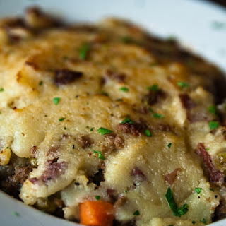 English Shepherd's Pie