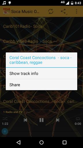 Soca Music ONLINE Apk Download 14