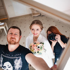 Wedding photographer Maksim Kolpakov (kolpakovmaksim). Photo of 23.02.2017