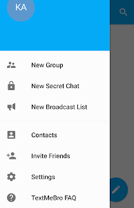 TextMeBro screenshot 1