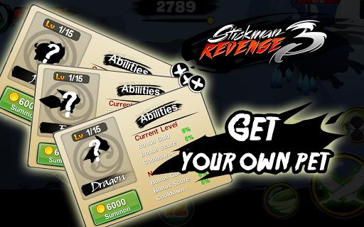 Stickman Revenge 3 - Ninja Warrior - Shadow Fight  screenshots 23