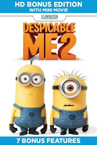 Despicable Me 2 HD Bonus Edition - Movies on Google Play