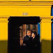 Wedding photographer Alex Cruz (alexcruzfotogra). Photo of 20.01.2018
