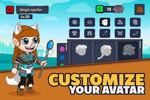 Spell Battle 1.0.17 screenshots 9