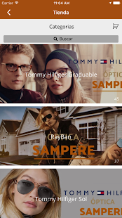 Optica Sampere - náhled