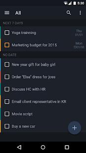 GTasks: Todo List & Task List Screenshot