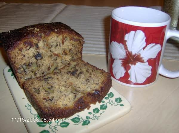 Kona Inn ( Hawaii) Banana Bread Recipe