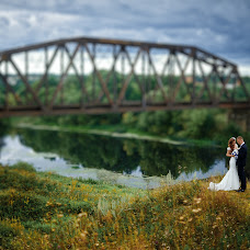 Wedding photographer Dmitriy Krasnov (krasniy). Photo of 17.07.2016
