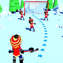 Hockey Goal 3D icon
