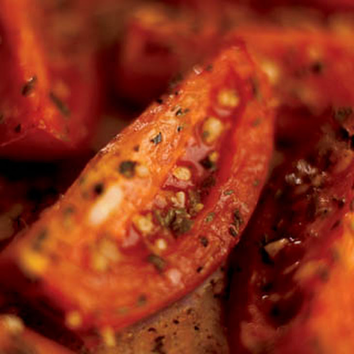 Oven-Roasted Tomatoes Recipe | Yummly