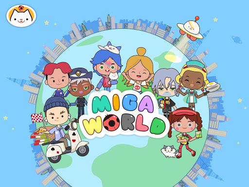 Miga Town: My World 1.4 screenshots 6