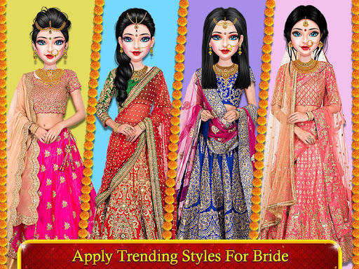 Indian Royal Wedding Rituals and Beauty Salon 1.2.1 screenshots 2