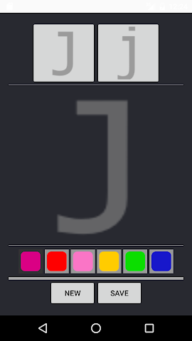 android Little Letters Screenshot 2