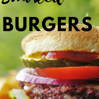 Smoked Hamburgers Recipe