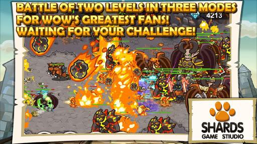 Azeroth(defense strategy) apkdebit screenshots 5