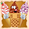 Ice Cream Parlor & Maker Game