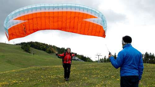 Nova Susi Paraglider