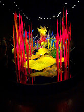 Photo: Chihuly Glass at Seattle Center